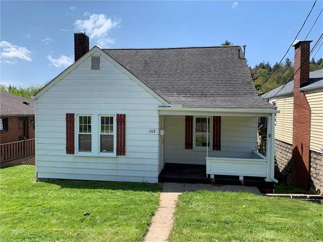 268 Park Ave, N Franklin Twp, PA 15301 (MLS #1445910) :: RE/MAX Real Estate Solutions
