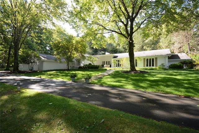 220 Hillcrest, Fox Chapel, PA 15238 (MLS #1445963) :: Broadview Realty