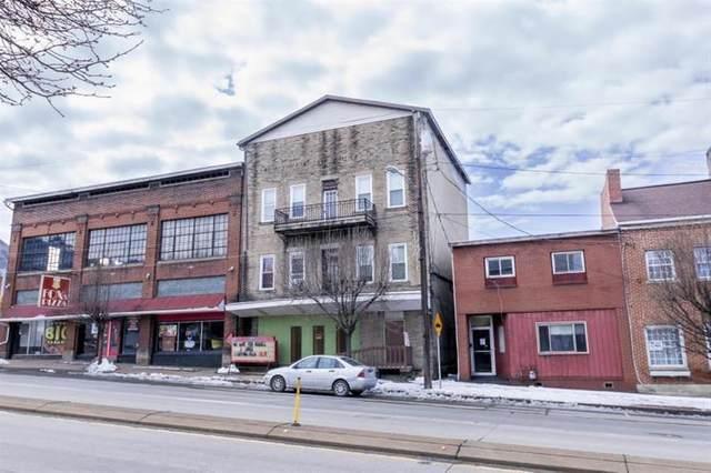 416 Market Street, Brownsville, PA 15417 (MLS #1445988) :: Dave Tumpa Team