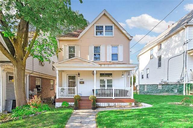 617 Broad Street, Sewickley, PA 15143 (MLS #1446200) :: RE/MAX Real Estate Solutions