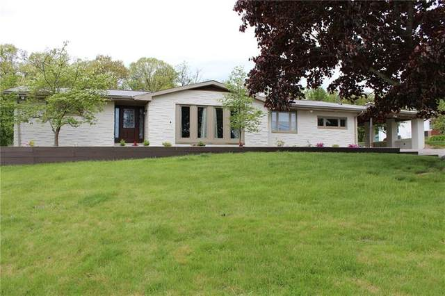 192 Gourley Lane, Center Twp - Bea, PA 15061 (MLS #1446320) :: Dave Tumpa Team