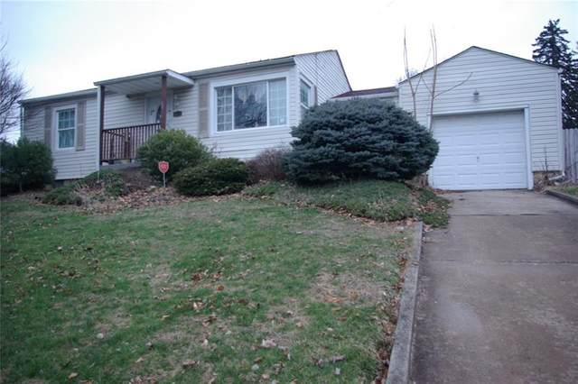 1761 W Chestnut St, Canton Twp, PA 15301 (MLS #1446375) :: RE/MAX Real Estate Solutions