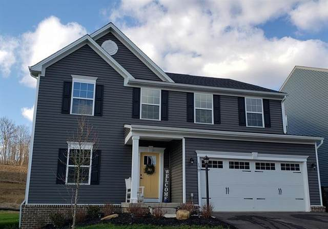 171 Horseshoe Drive, North Fayette, PA 15071 (MLS #1446464) :: Dave Tumpa Team
