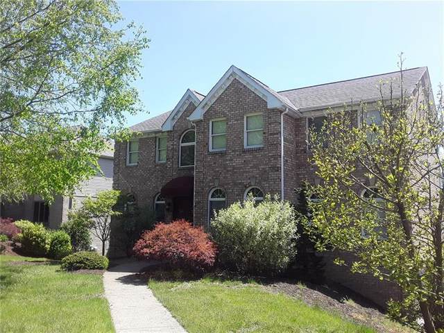 178 Hickory Heights Drive, South Fayette, PA 15017 (MLS #1446495) :: Dave Tumpa Team