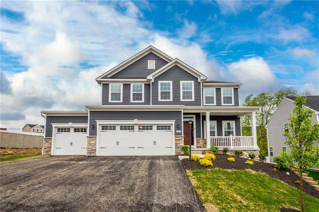 105 Derby Lane, North Fayette, PA 15071 (MLS #1446547) :: Dave Tumpa Team