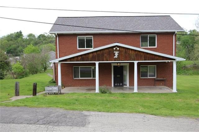 216 Stockdale Ave, Monongahela, PA 15063 (MLS #1446649) :: Broadview Realty