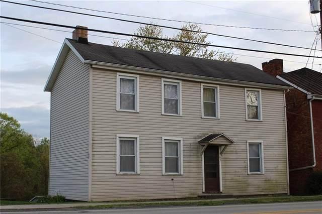 63 E Main St, W Middletown, PA 15379 (MLS #1447115) :: Dave Tumpa Team
