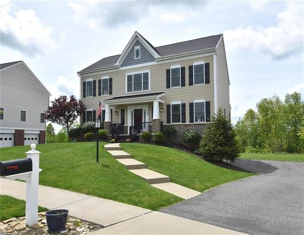 112 Bridal Lane, North Fayette, PA 15071 (MLS #1447167) :: Dave Tumpa Team