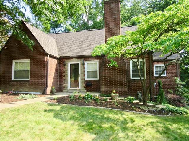 3329 Comanche Road, Upper St. Clair, PA 15241 (MLS #1447224) :: Broadview Realty