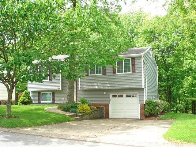 147 Walden Way, North Fayette, PA 15126 (MLS #1447225) :: Dave Tumpa Team
