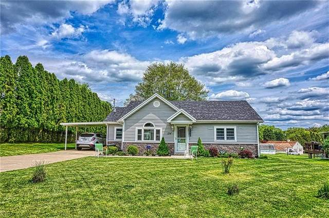 114 Delaware Drive, Twp Of But Nw, PA 16001 (MLS #1447302) :: Dave Tumpa Team