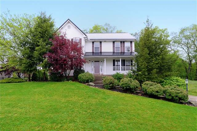 121 Eric Dr, Beaver, PA 15009 (MLS #1447320) :: RE/MAX Real Estate Solutions