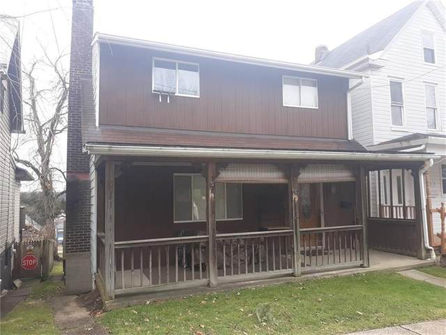 914 Ellsworth Ave, Jeannette, PA 15644 (MLS #1447372) :: Dave Tumpa Team