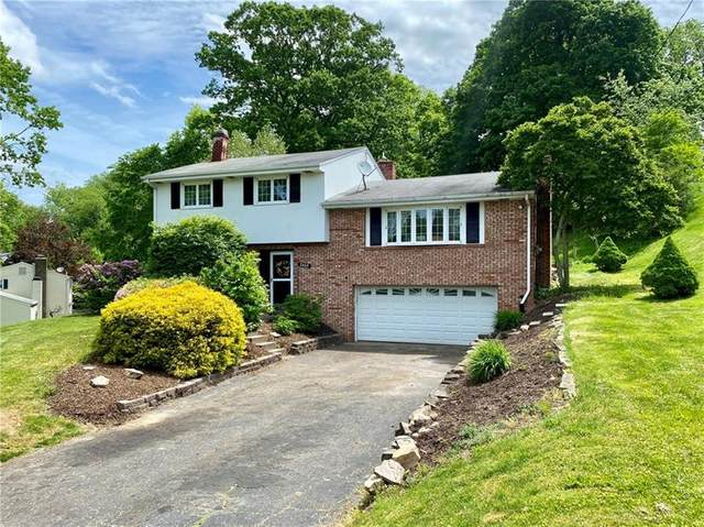 2465 Giant Oaks Dr., Upper St. Clair, PA 15241 (MLS #1447780) :: Broadview Realty
