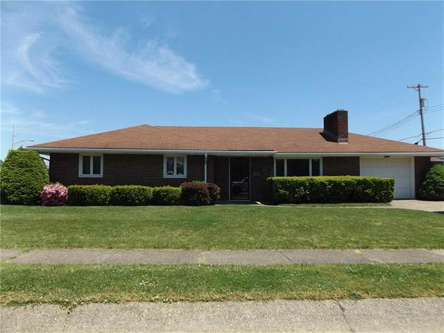 842 23rd St, Aliquippa, PA 15001 (MLS #1447932) :: RE/MAX Real Estate Solutions
