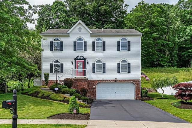 420 Blue Ridge Drive, Moon/Crescent Twp, PA 15108 (MLS #1447972) :: RE/MAX Real Estate Solutions