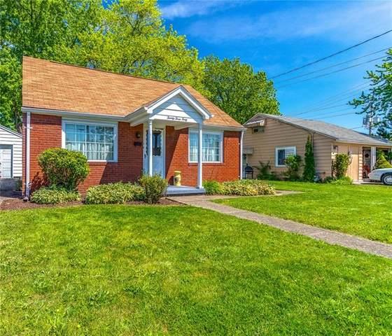 2340 Carmel Street, Aliquippa, PA 15001 (MLS #1448020) :: RE/MAX Real Estate Solutions