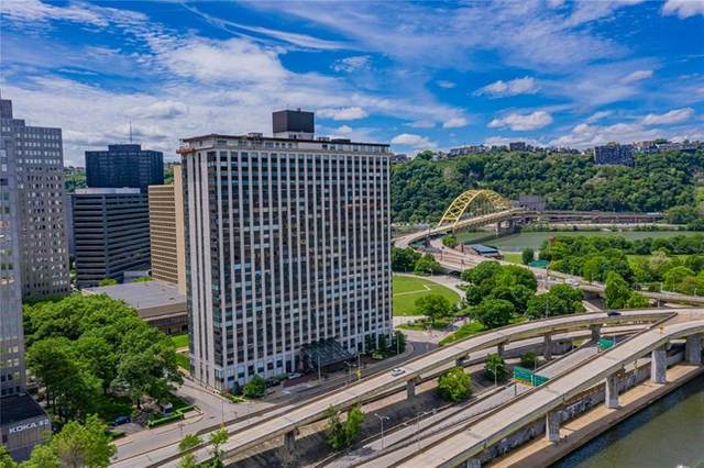 320 Fort Duquesne Blvd 14H, Downtown Pgh, PA 15222 (MLS #1448021) :: Dave Tumpa Team