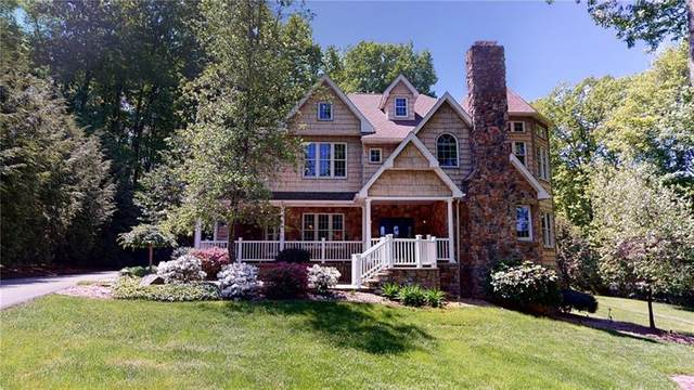 105 Pine View Cir, Connoquenessing Boro, PA 16053 (MLS #1448048) :: Broadview Realty