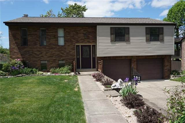 121 Willow Village Dr, Plum Boro, PA 15239 (MLS #1448059) :: Broadview Realty
