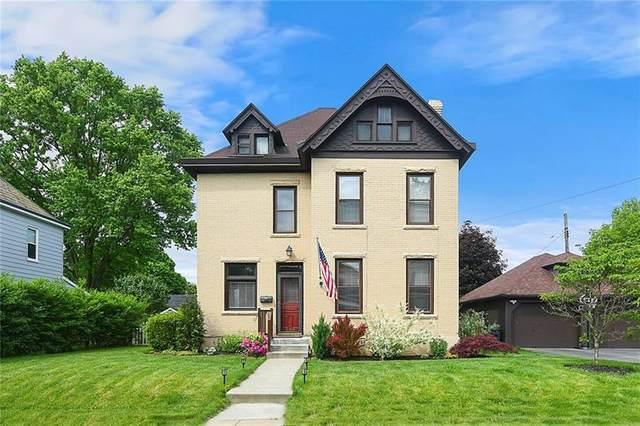 439 Navigation Street, Beaver, PA 15009 (MLS #1448243) :: RE/MAX Real Estate Solutions