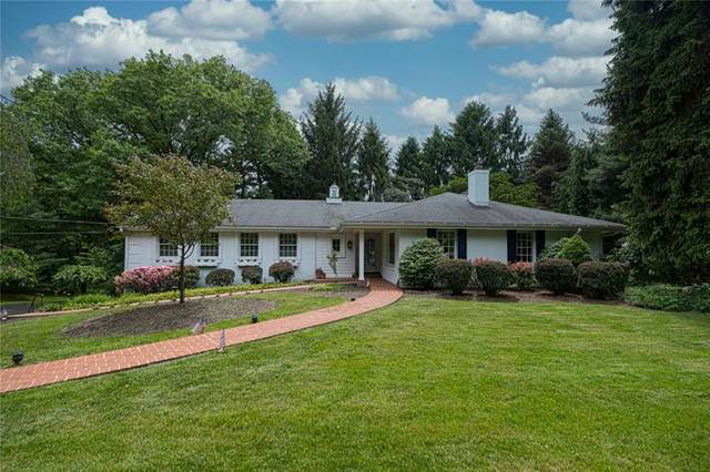 10 Chapel Ridge Road, Fox Chapel, PA 15238 (MLS #1448266) :: Broadview Realty