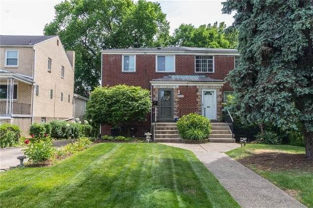 7034 Penn Ave, Point Breeze, PA 15208 (MLS #1448498) :: RE/MAX Real Estate Solutions