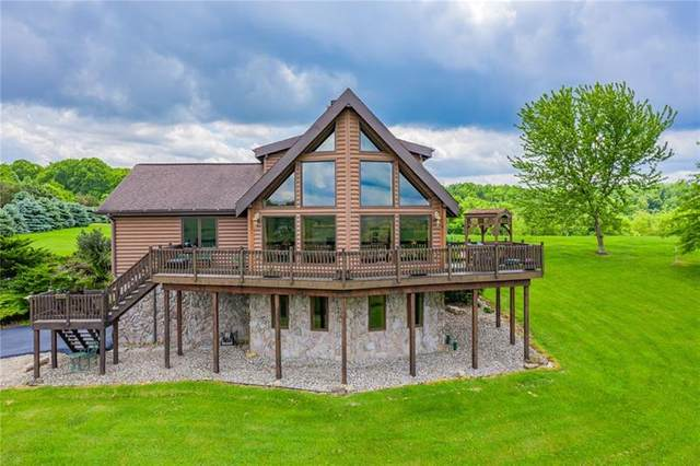 395 Lynn Portal Rd, Mt. Pleasant Twp - WAS, PA 15301 (MLS #1448501) :: Dave Tumpa Team