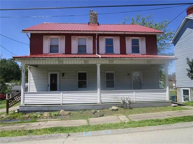 104-106 S Depot St, Mt. Pleasant Twp - WML, PA 15666 (MLS #1448606) :: Dave Tumpa Team