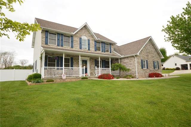 111 Cherokee Drive, Chippewa Twp, PA 15010 (MLS #1448648) :: RE/MAX Real Estate Solutions