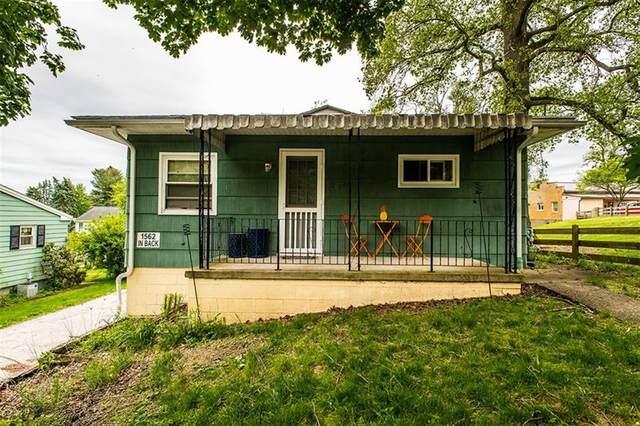 1560-1562 Water Street, Indiana Boro - Ind, PA 15701 (MLS #1448963) :: Dave Tumpa Team