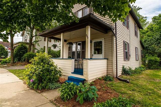 268 S Thirteenth Street, Indiana Boro - Ind, PA 15701 (MLS #1449020) :: Dave Tumpa Team
