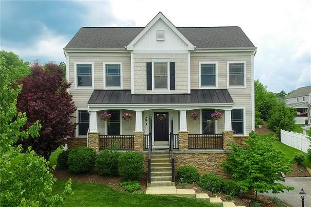 273 Strawberry Circle, Cranberry Twp, PA 16066 (MLS #1449052) :: Broadview Realty