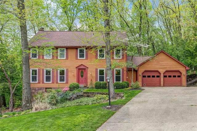 1510 King David Drive, Franklin Park, PA 15237 (MLS #1449065) :: Dave Tumpa Team