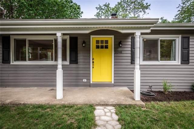 2341 W Hardies Rd, Hampton, PA 15044 (MLS #1449153) :: Broadview Realty