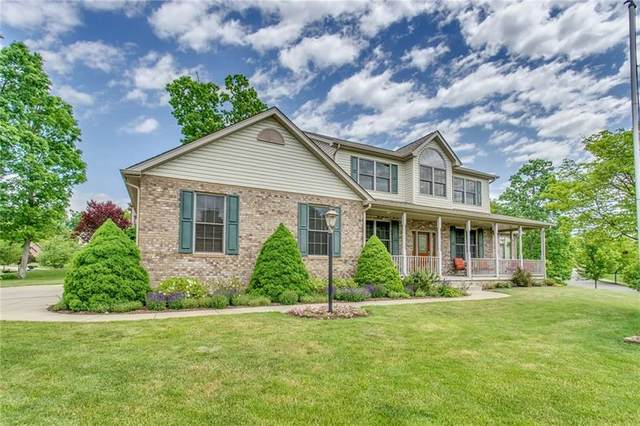 900 Gregory Court, Cranberry Twp, PA 16066 (MLS #1449199) :: Dave Tumpa Team
