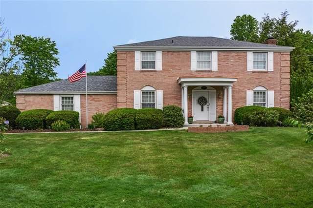 300 Vandivort Drive, Cranberry Twp, PA 16066 (MLS #1449215) :: Broadview Realty