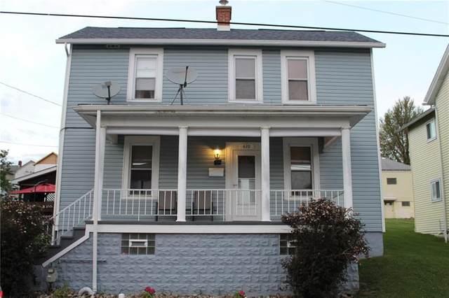 420 Spruce Street, Mt. Pleasant Twp - WML, PA 15666 (MLS #1449229) :: Dave Tumpa Team