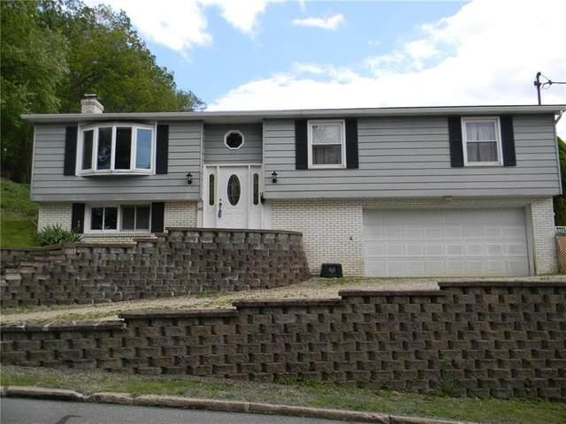 1140 Edgehill Drive, Westmont Hilltop School District, PA 15905 (MLS #1449256) :: Dave Tumpa Team