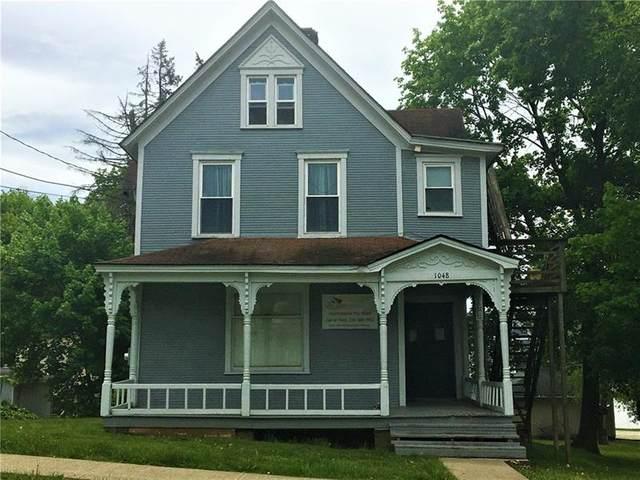 1048 Church St, Indiana Boro - Ind, PA 15701 (MLS #1449270) :: Dave Tumpa Team
