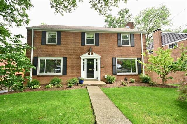 1465 Mohican Dr, Mt. Lebanon, PA 15228 (MLS #1449296) :: Broadview Realty