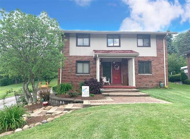 155 Route 68, Rochester Twp, PA 15074 (MLS #1449430) :: Dave Tumpa Team