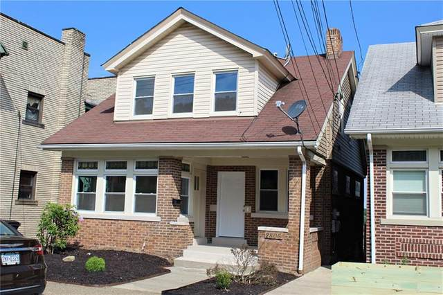 2806 Broadway Ave, Dormont, PA 15216 (MLS #1449567) :: Broadview Realty