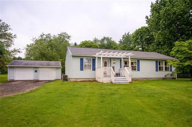 290 Kossuth St, Hermitage, PA 16148 (MLS #1449631) :: Broadview Realty