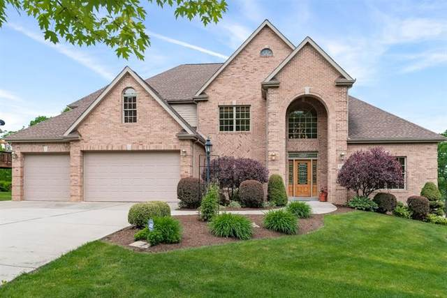 611 Toftree Drive, Cranberry Twp, PA 16066 (MLS #1449639) :: Broadview Realty