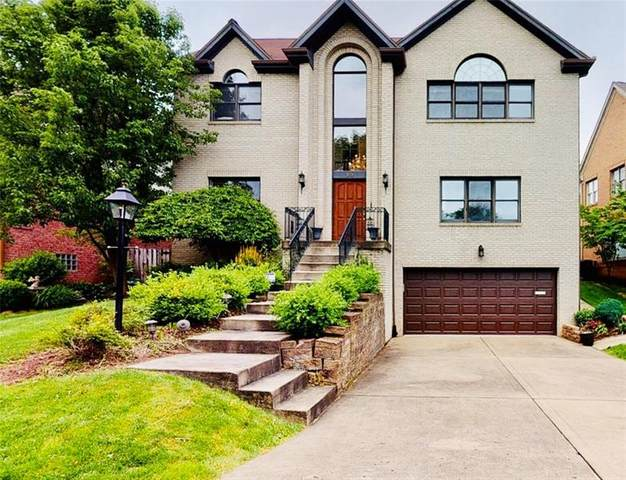 23 Rosemont Lane, Squirrel Hill, PA 15217 (MLS #1449641) :: Broadview Realty