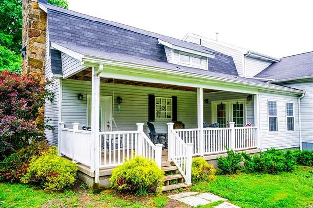 105 Tate Rd, Green Twp, PA 15050 (MLS #1449647) :: RE/MAX Real Estate Solutions
