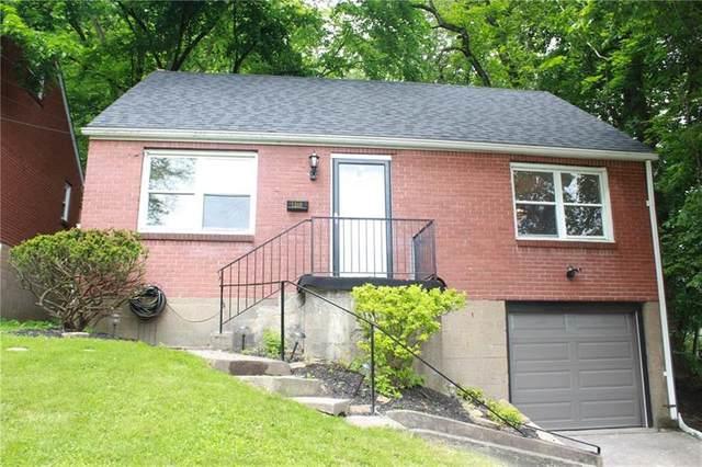 1389 Paden Street, Wilkinsburg, PA 15221 (MLS #1449650) :: Broadview Realty