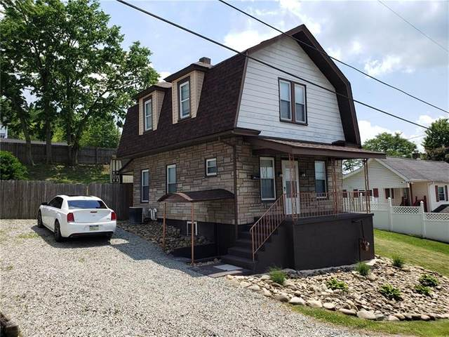 20 Mulberry St, Belle Vernon -  Fay, PA 15012 (MLS #1449652) :: Broadview Realty
