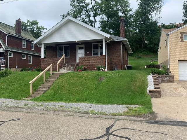 1420 Harris Ave, Banksville/Westwood, PA 15205 (MLS #1449698) :: RE/MAX Real Estate Solutions